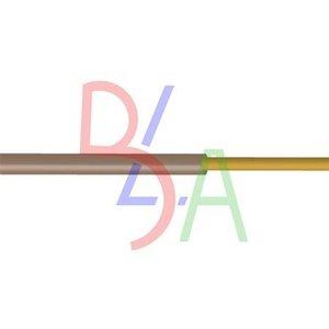 2,5mm2 draad Bruin