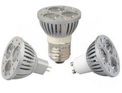 LED fittingspot E27 GU 10 MR 16